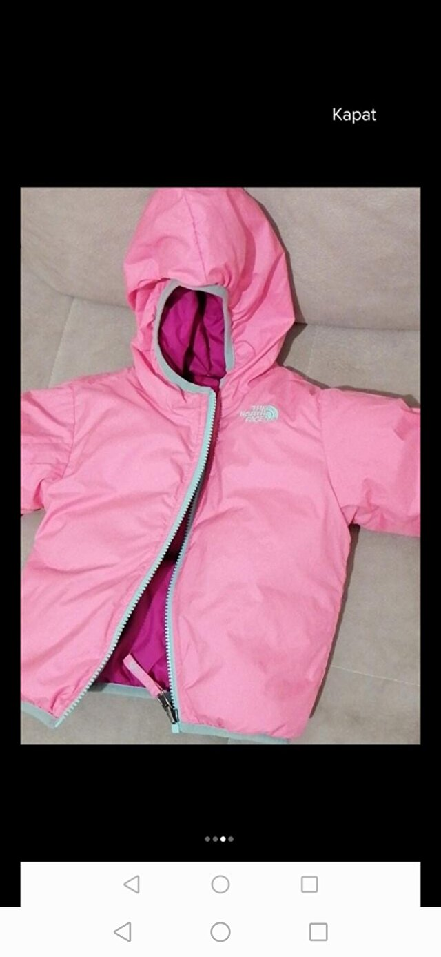Fuşya The North Face Mont 90 TL 3