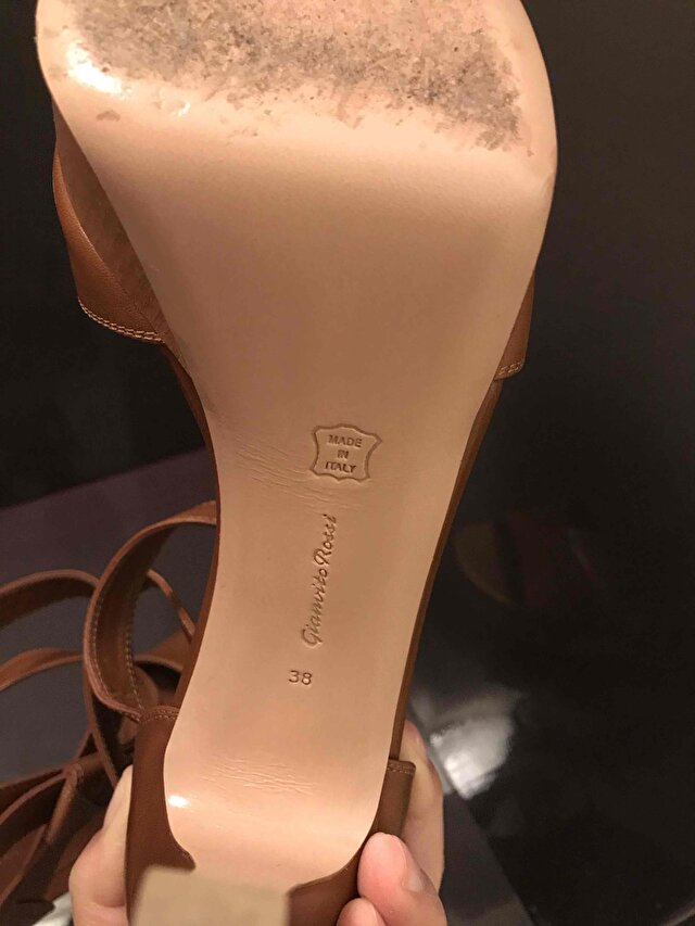 Taba Gianvito Rossi  Stiletto 2