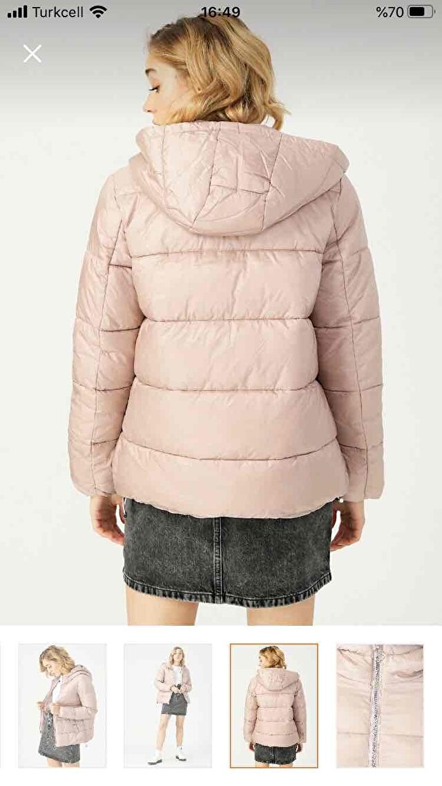 Pembe Only Mont 1