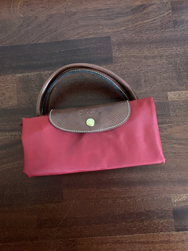 Bordo Longchamp Tote 3