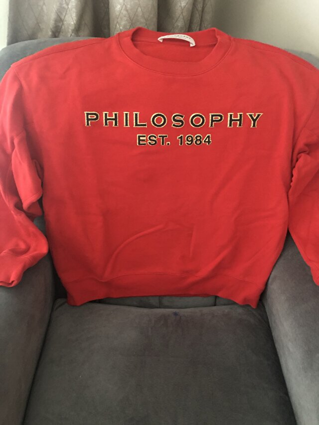 Philosophy Sweatshirt