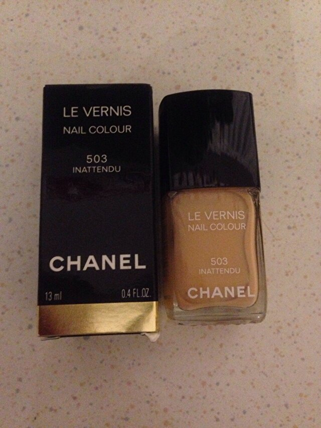 CHANEL LE VERNİS NAIL COLOUR 503 INATTENDU