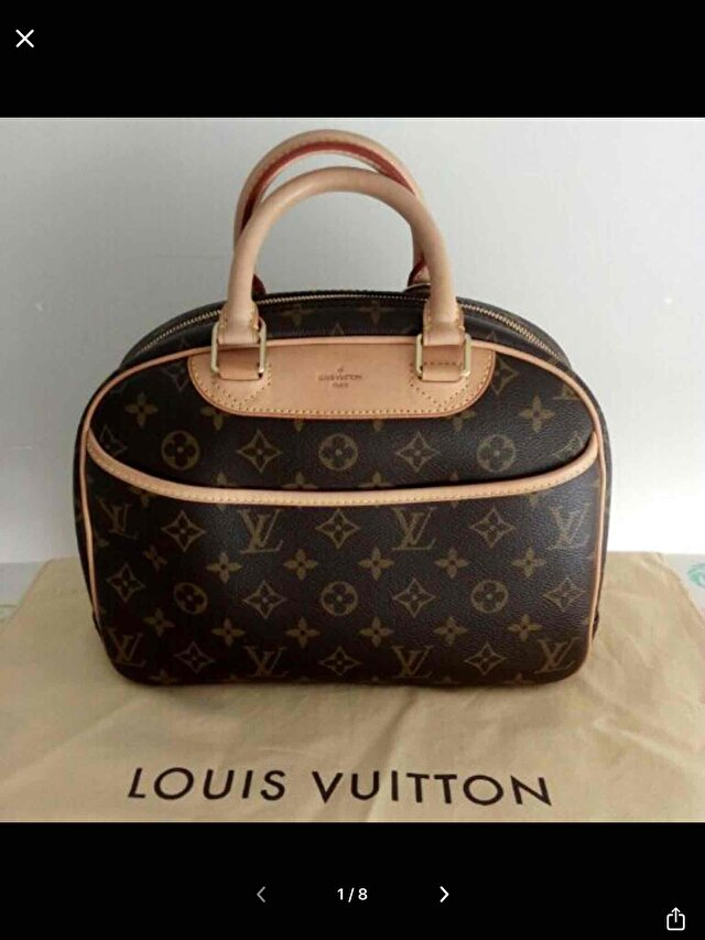 Taba Louis Vuitton Kol Çantası 0