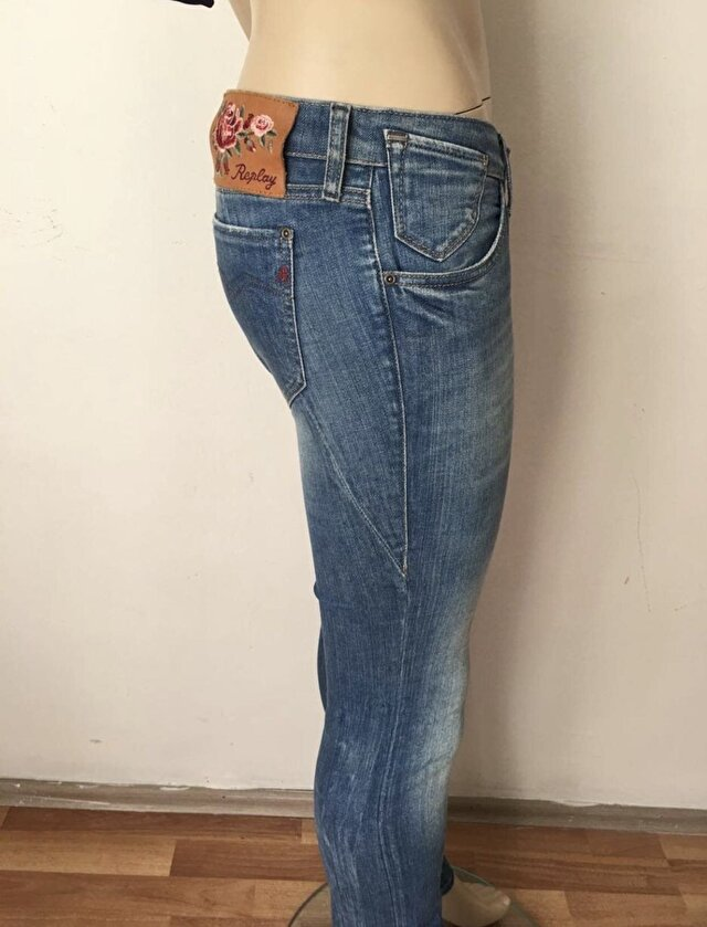 Mavi Replay Skinny & Super Skinny Jean 4