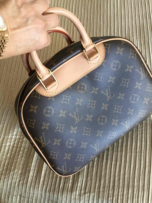 Taba Louis Vuitton Kol Çantası 6
