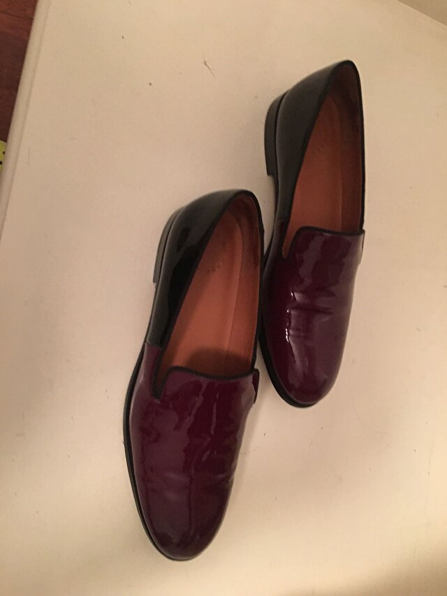 Bordo Marc By Marc Jacobs Loafer 300 TL 0