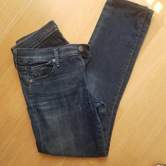 Lacivert Citizens of Humanity Skinny & Super Skinny Jean 1