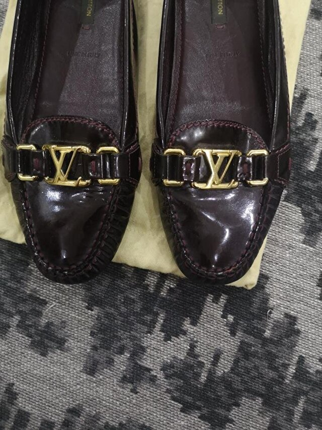 Bordo Louis Vuitton Babet 5