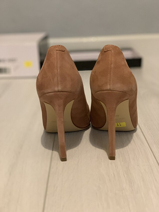 Pudra Nine West Stiletto 4