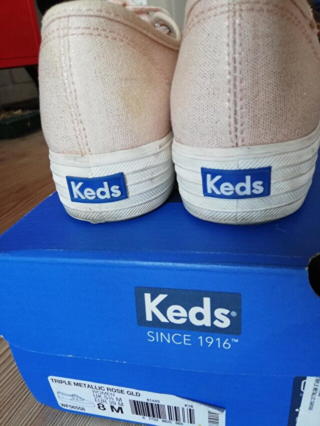 Pudra Keds Sneakers 3