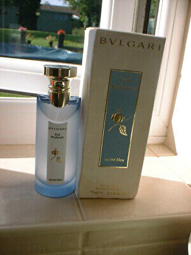 Bvlgari eau the bleu edc 75 ml