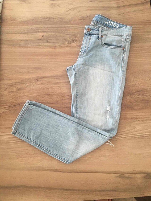Orijinal Gap Straight Fit Jean