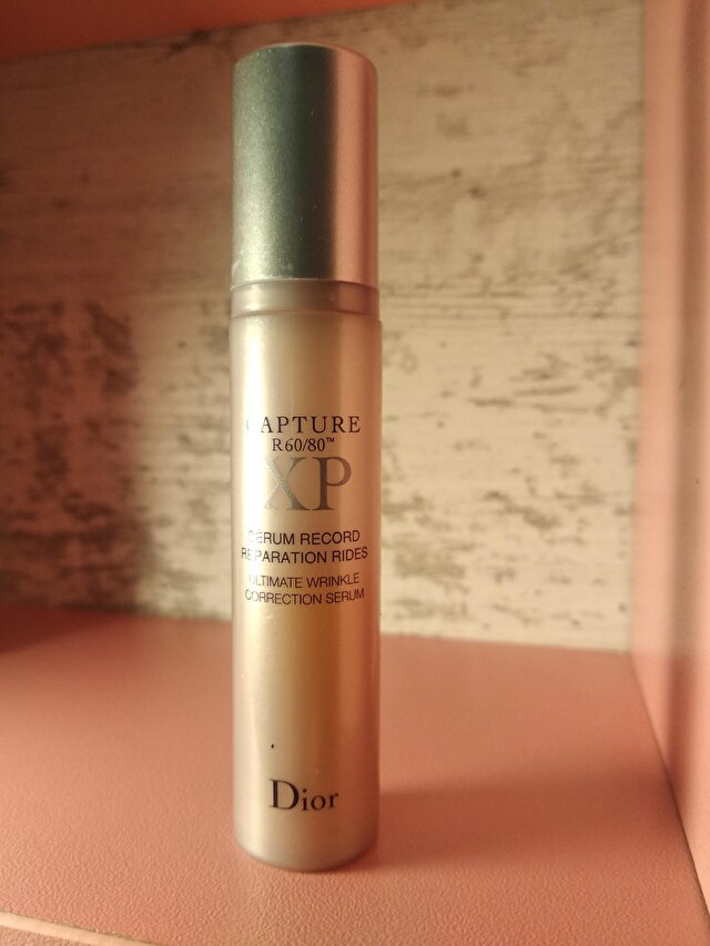 Dior Capture XP Ultimate Deep Wrinkle Correction Serum 10 ml