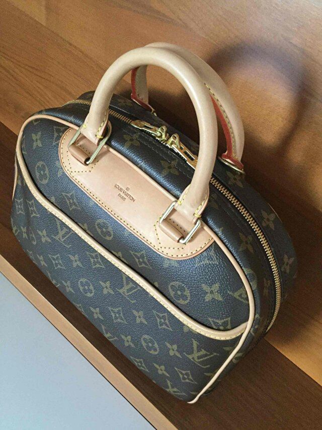 Taba Louis Vuitton Kol Çantası 2