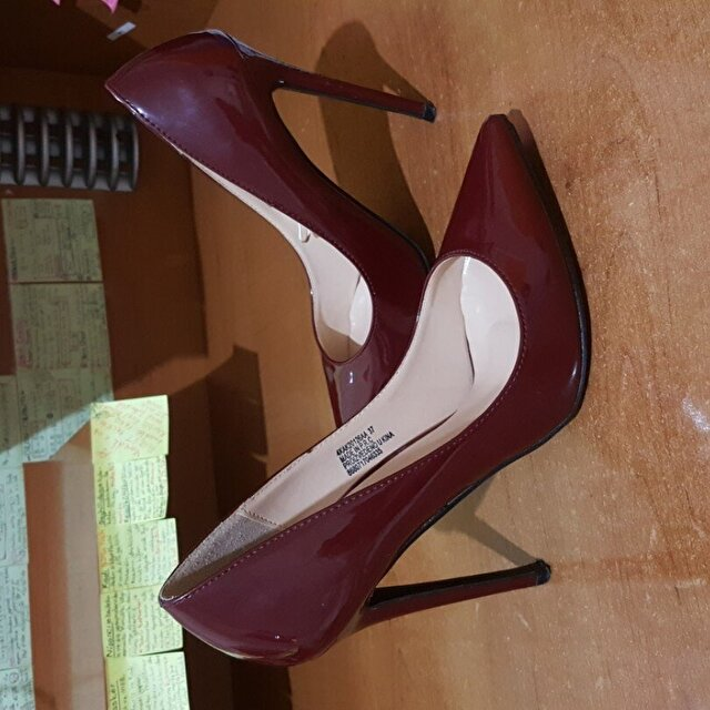 Bordo Koton Stiletto 0