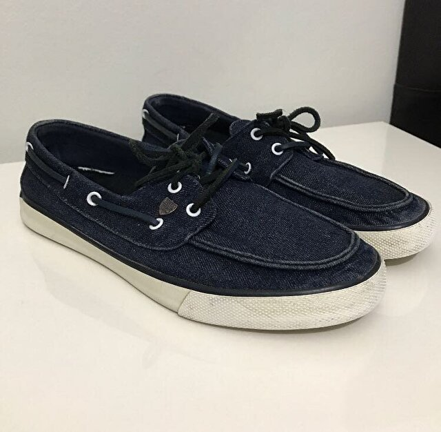 Lacivert US Polo Loafer 89 TL 0