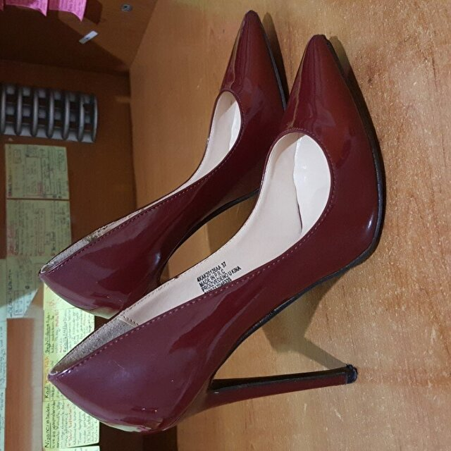 Bordo Koton Stiletto 3