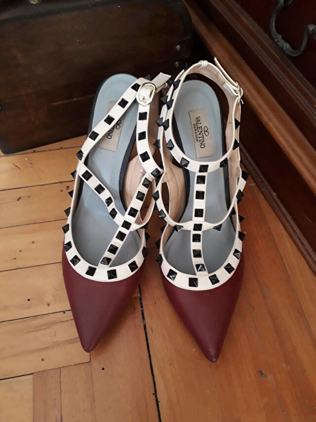 Bordo Valentino Stiletto 850 TL 0