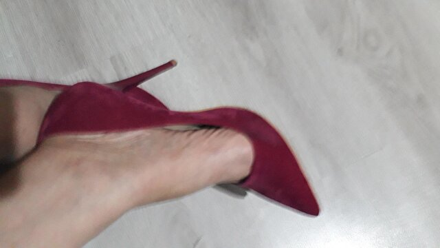 Fuşya Accessorize Stiletto 1