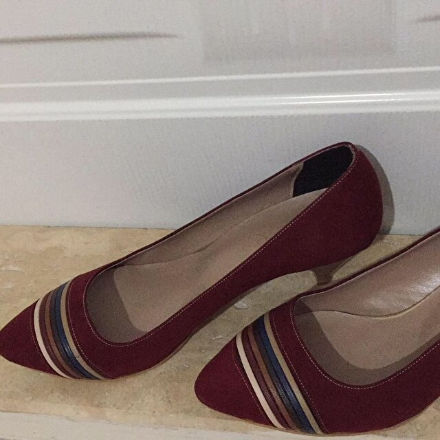 Bordo Fervente Stiletto 0