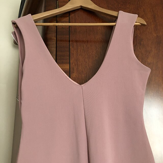Pudra Missguided Maxi Elbise 50 TL 1