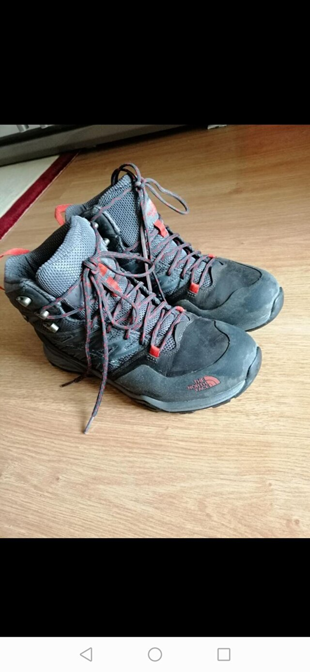 Gri The North Face Bot 800 TL 3
