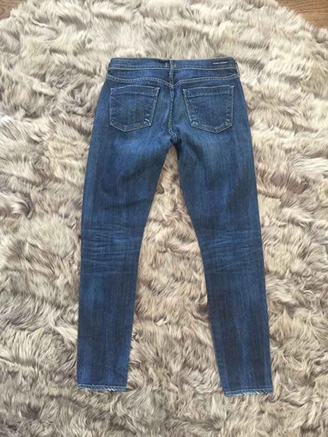 Mavi Citizens of Humanity Skinny Jean 125 TL 1