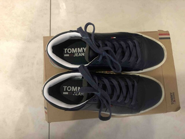 Lacivert Tommy Hilfiger Sneakers 2