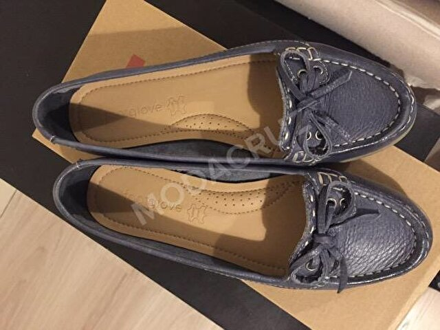 Lacivert Marks & Spencer Loafer 40 TL 0