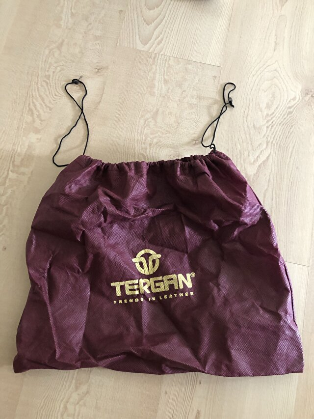 Tergan duster bag..