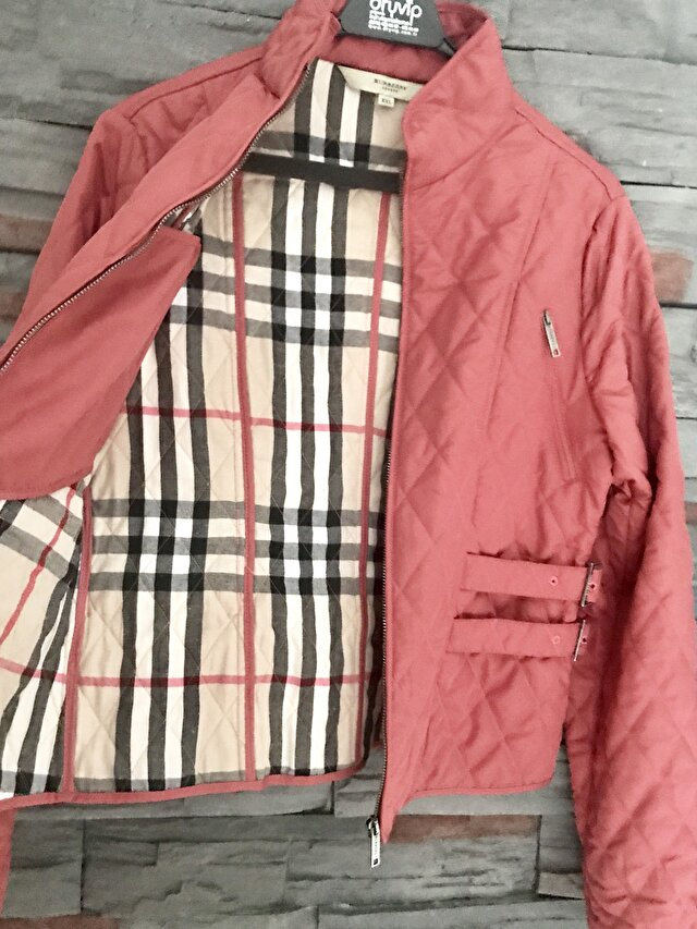 Pembe Burberry Mont 1.125 TL 4