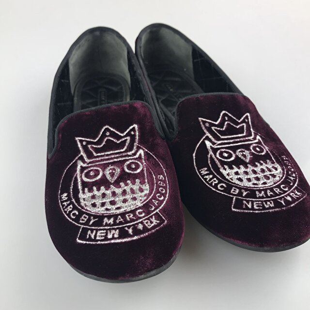 Mor Marc By Marc Jacobs Loafer 400 TL 2
