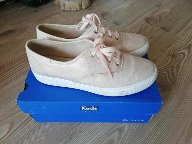 Pudra Keds Sneakers 1