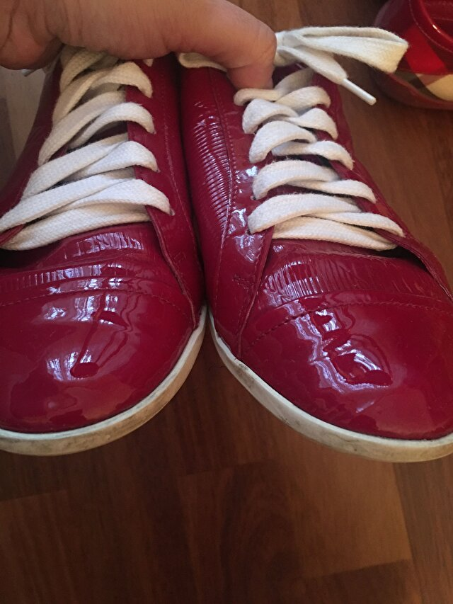 Pembe Burberry Sneakers 1.950 TL 6