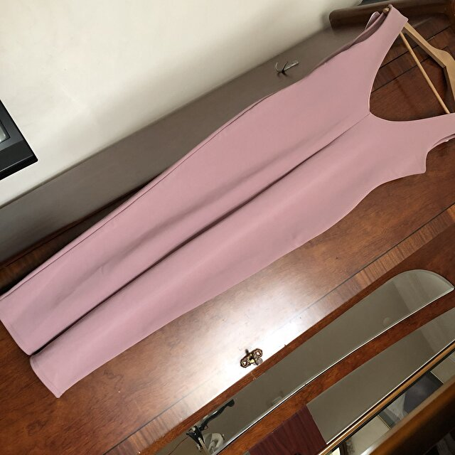 Pudra Missguided Maxi Elbise 50 TL 0