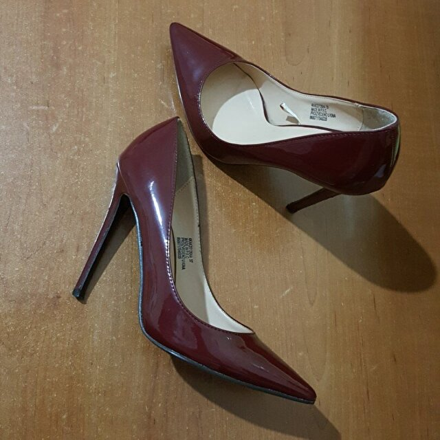 Bordo Koton Stiletto 1