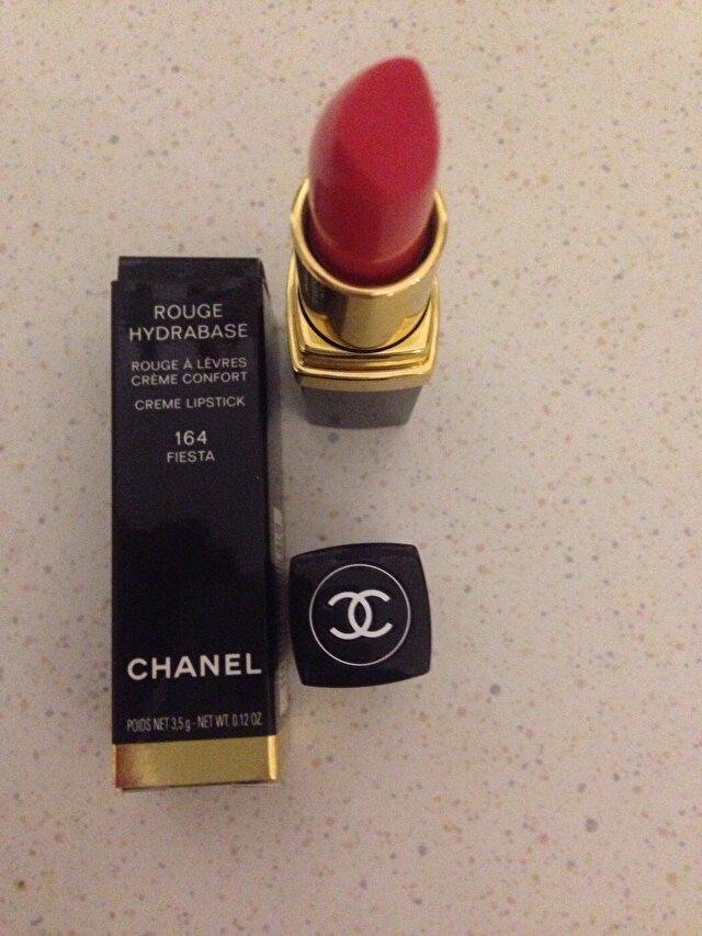 CHANEL ROUGE HYDRABASE-Rouge a Levres creme confort