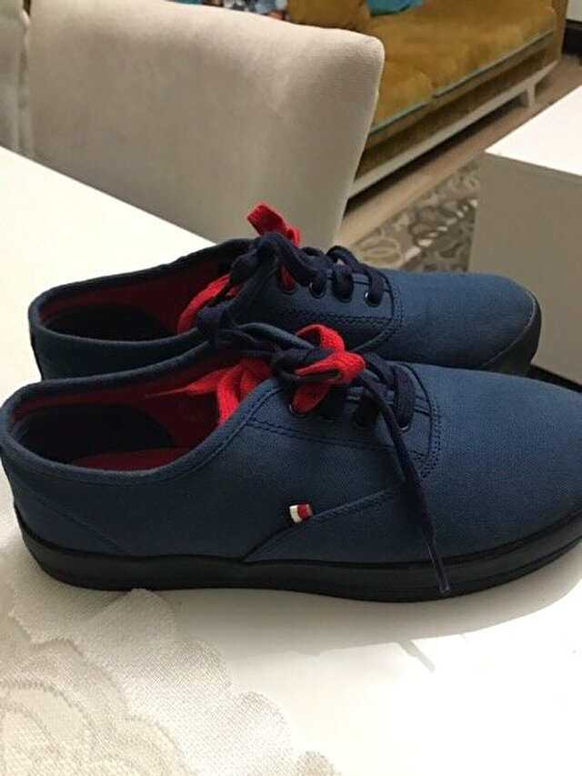 Lacivert Beverly Hills Polo Club  Sneakers 65 TL 0