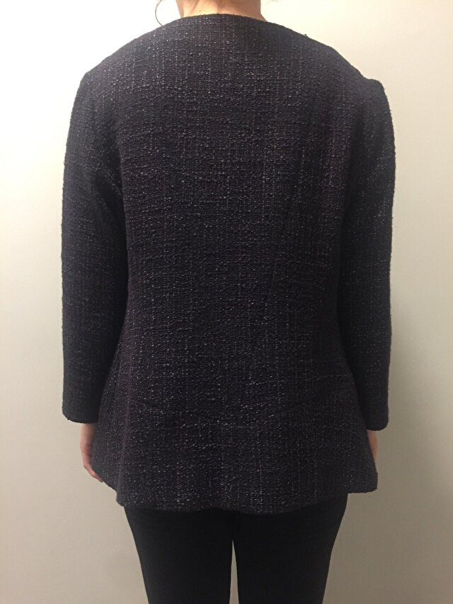 Bordo Chanel Blazer 6.500 TL 3