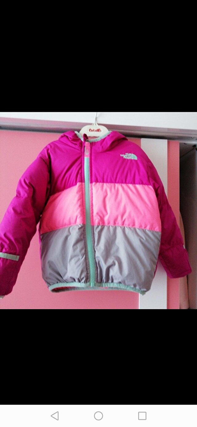 Fuşya The North Face Mont 90 TL 0