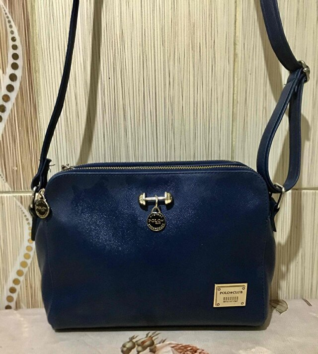 Polo crossbody